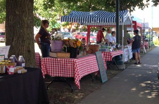 Madison County Farmers Market Winterset Iowa