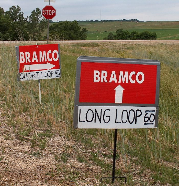 BRAMCO Country Signs
