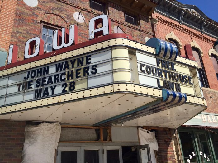 The Iowa Theater, Winterset