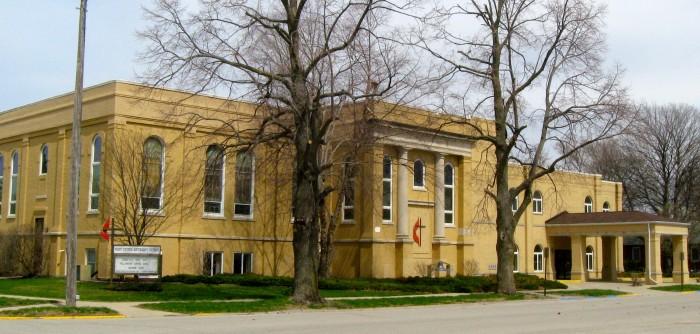 Winterset United Methodist Church