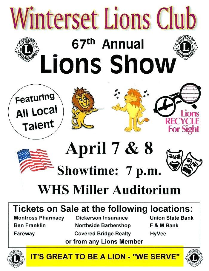 Lions-Show-2016
