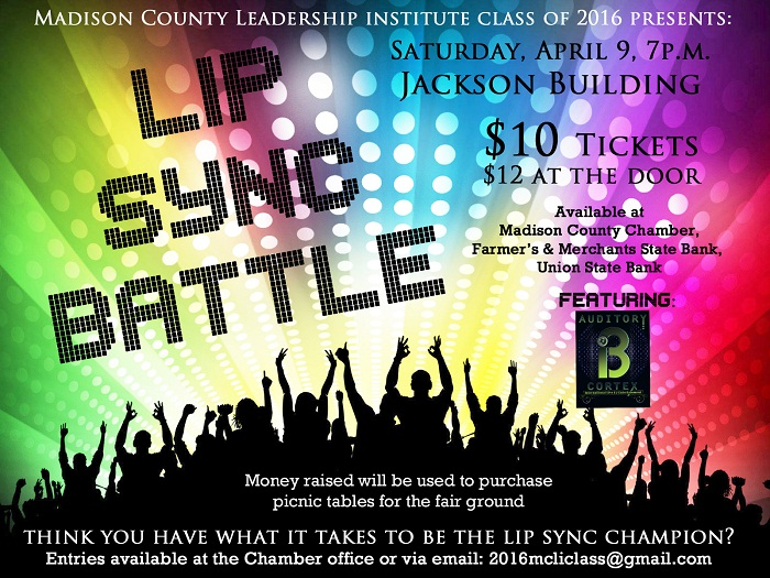 Lip Sync Battle Madison County 2016
