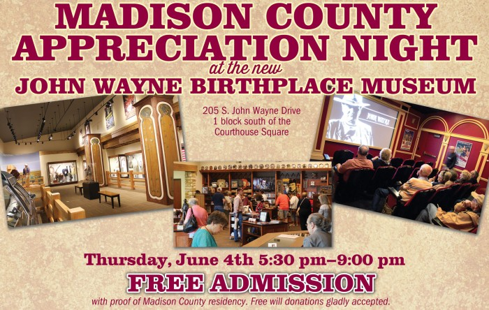 Madison County Appreciation Night
