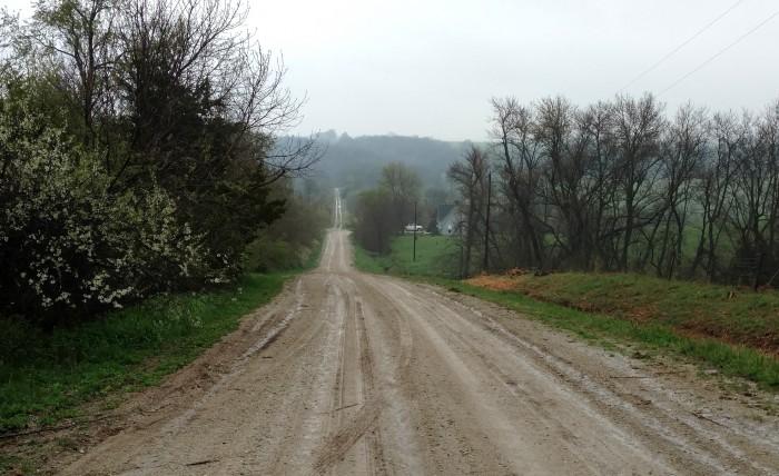 UGRR trail landscape