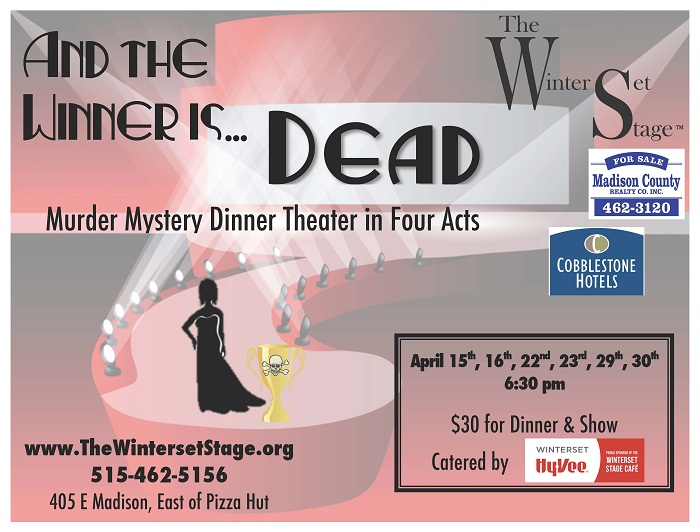Winterset Stage Dinner Theatre